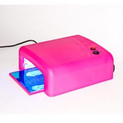 Lampada professionale con 4 bulbi UV